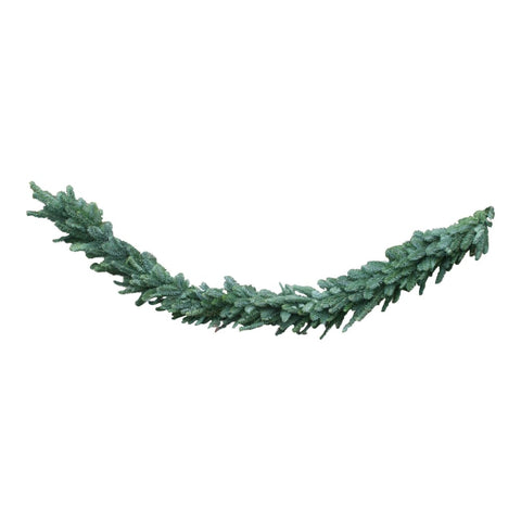 Plain Noble Fir Garland, 2m