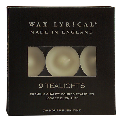 Wax Lyrical White Christmas Tealights