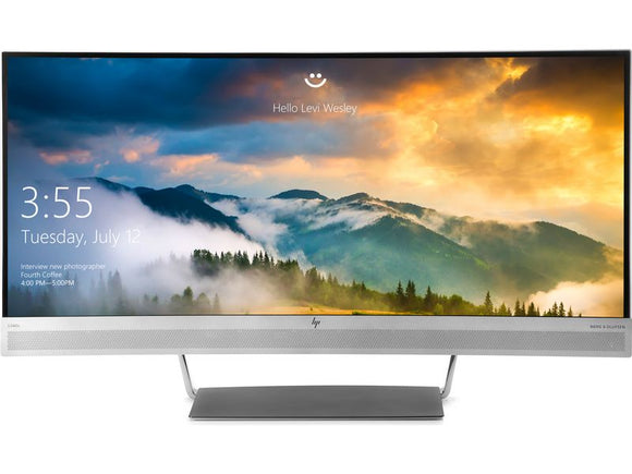 HP Monitor Elite S340c V4G46AA