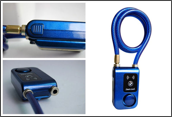 COOL BLUETOOTH BIKE LOCK