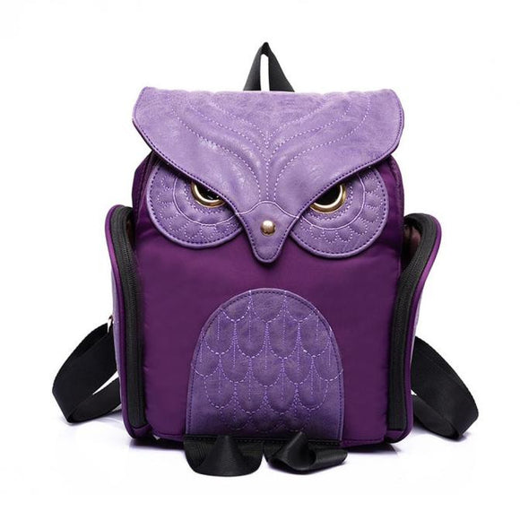 LEATHER 360-VISION OWL PACK