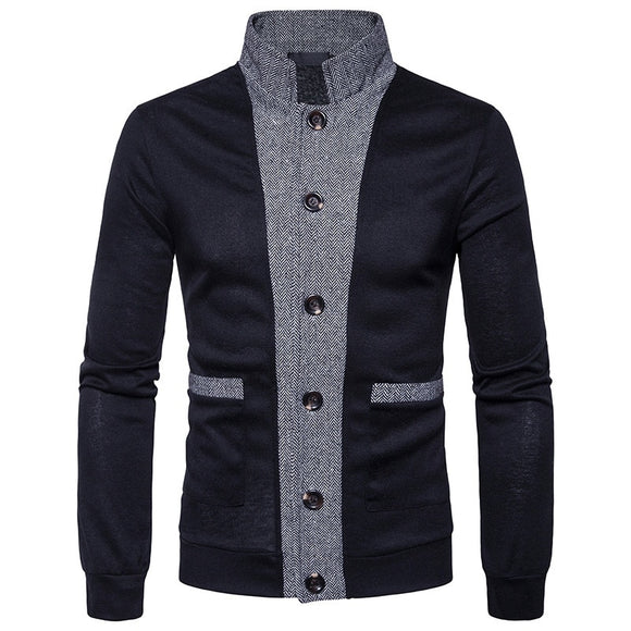 MEN'S CLASSICAL CARDIGAN