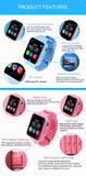 BEST GPS SMARTWATCH TRACKER WATCH FOR KIDS