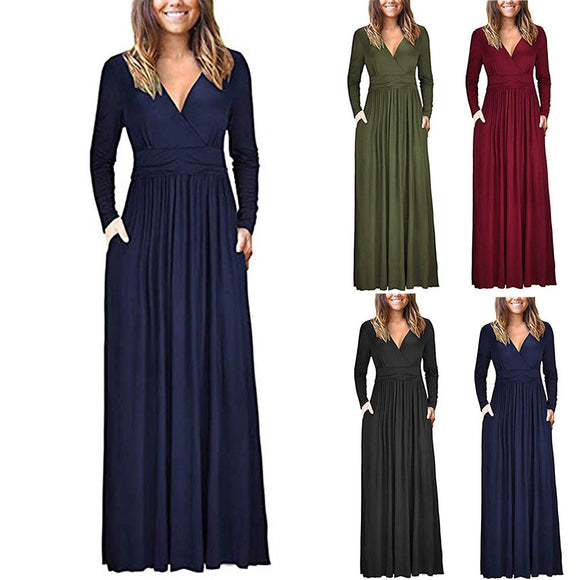ULTIMATE COMFORT MAXI DRESS