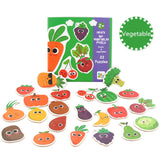 FRUITS -N- VEGGIES PUZZLES