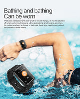 ULTIMATE WATER/BODY WATCH