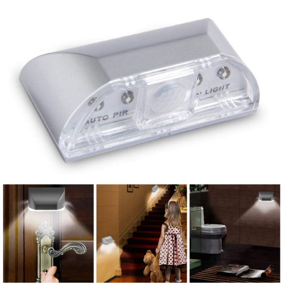 LED DETECTOR LIGHT SAVES ENERGY!!