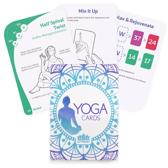YOGA CARDS (63-card deck)