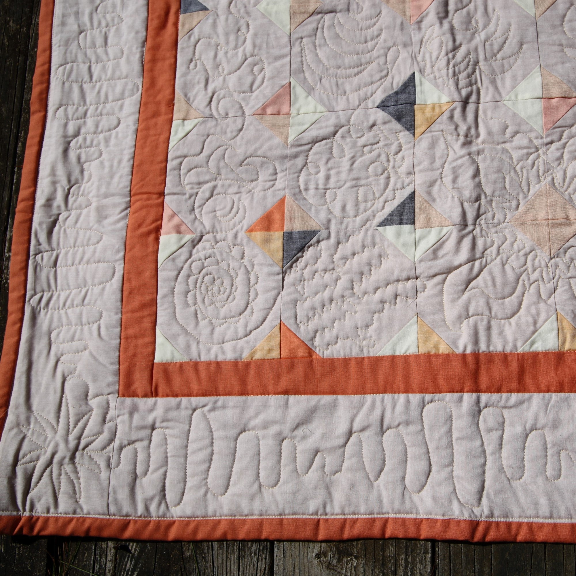 just quilt twin size sisters tutorial four rag girly