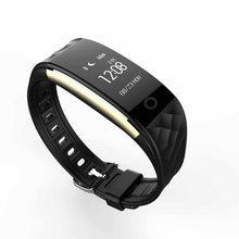 Luxury Bluetooth Wrist Watch for Android IOS iPhone Women Men Heart Tate Monitor Smart Watches 3 Colors Sleep Tracker Smartwrist