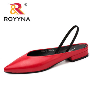 New Style Women Pumps Pointed Toe