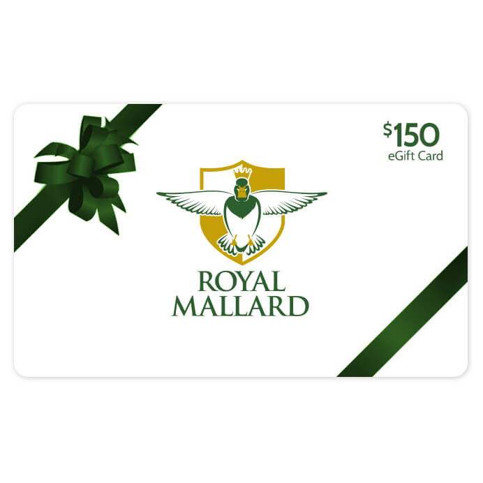 Royal Mallard Gift Card