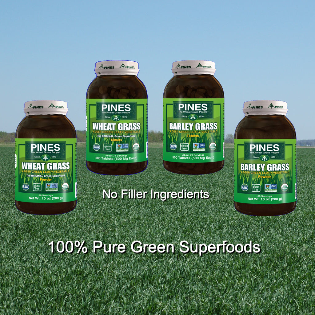 Our 100% Green Super Foods Cost Less Per Serving