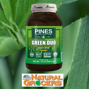 Natural Grocers Vitamin Cottage Now Carries Green Duo