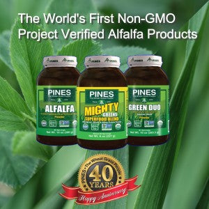 First Non-GMO Project Verified Alfalfa in Natural Food Market