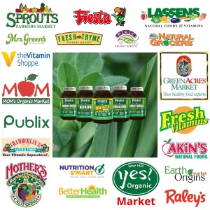 Quality Stores Carry the Original Green Superfoods from Pines