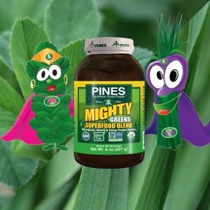 Mighty Greens Warriors Expose GMO Dangers