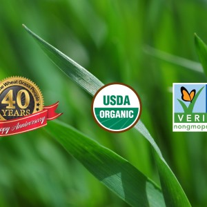 Kansas' Only 100% Organic Wheatgrass Company