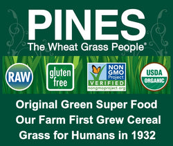 Pines Wheat Grass