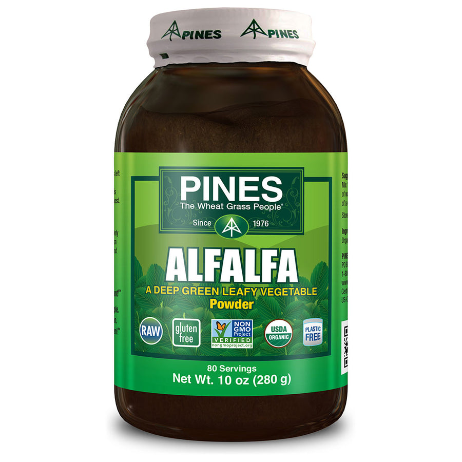 Alfalfa Powder (10 oz)