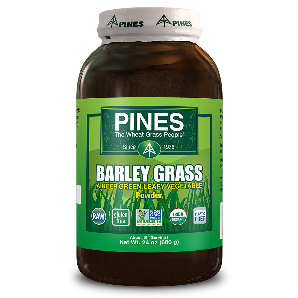 Barley Grass Powder (24 oz)