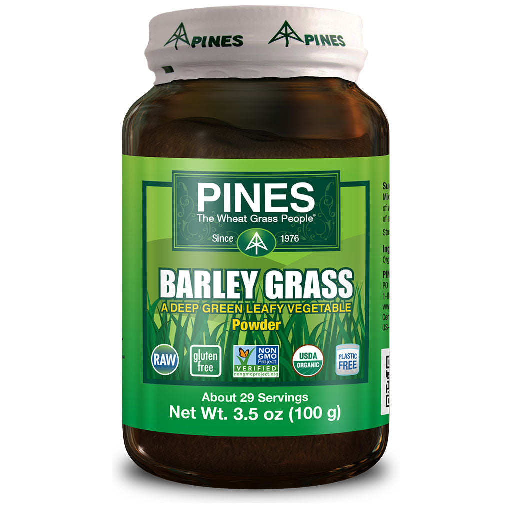 Barley Grass Powder (3.5 oz)