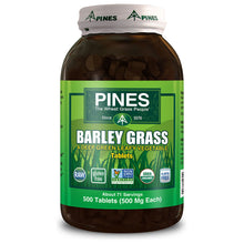 Load image into Gallery viewer, Barley Grass Tablets (500)