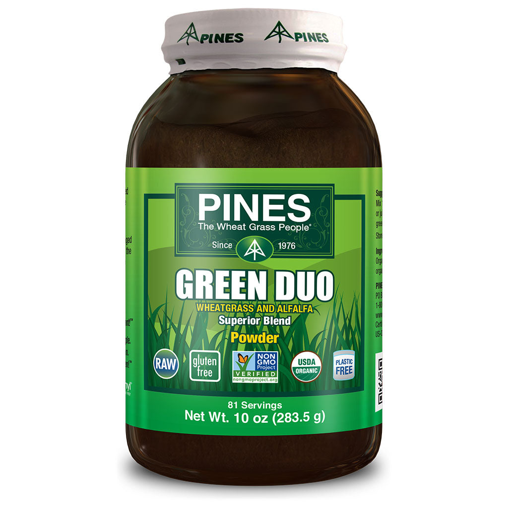 Green Duo Powder (10 oz)