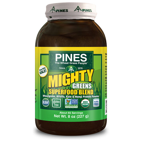 Mighty Greens® Superfood Blend (8 oz)