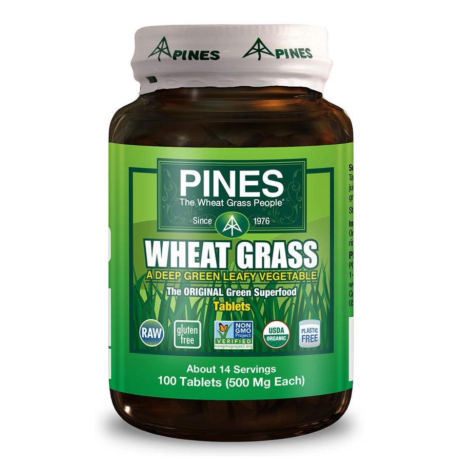 Wheatgrass 100 Tablets