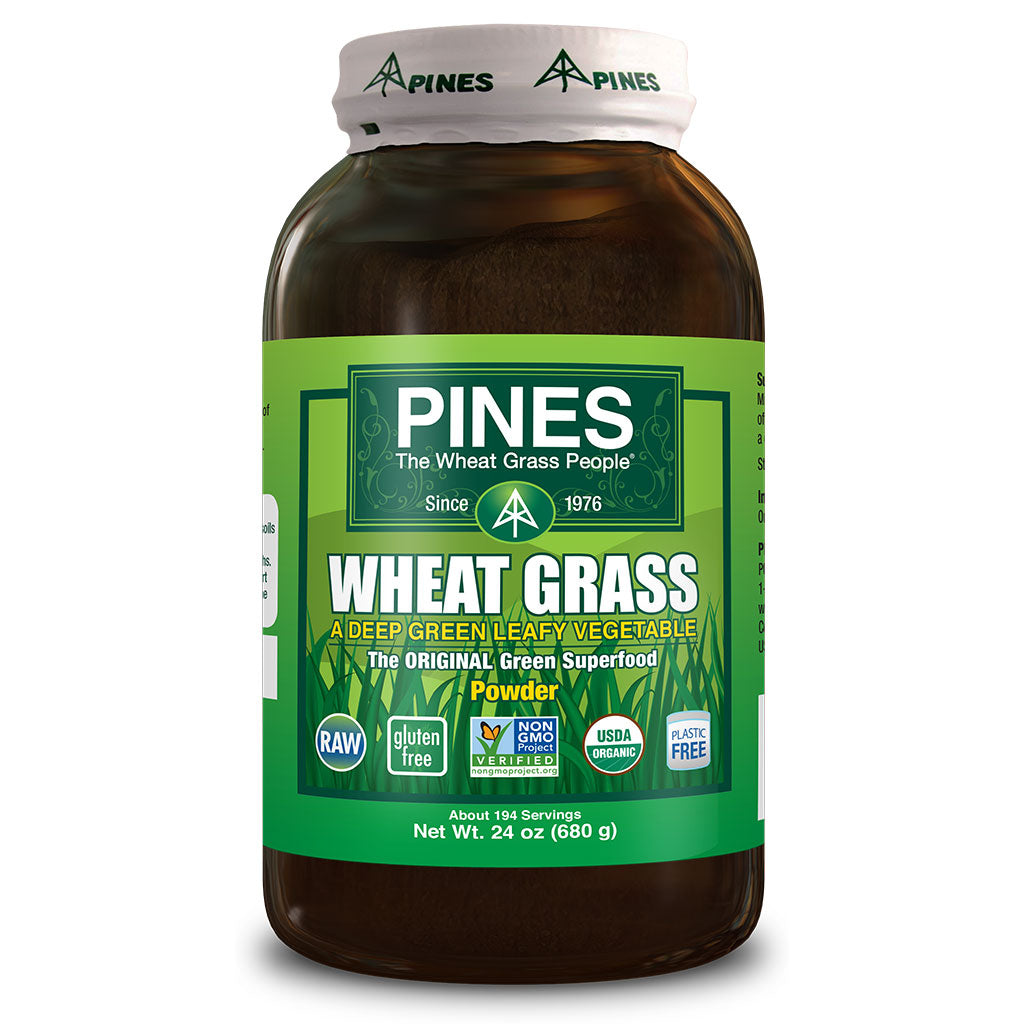 Wheatgrass Powder (24 oz)