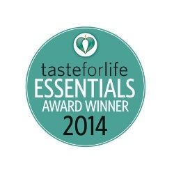 Pines International was awarded the Taste of Life Award in 2014 for our amazing products.