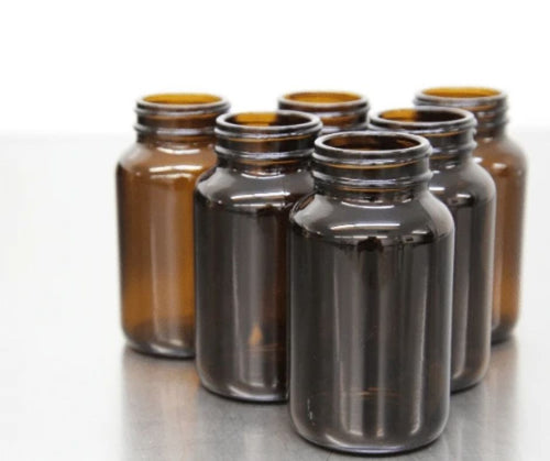 Come taste the freshness created by amber bottles we use to protect the quality of our products.
