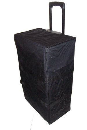 AmpliVox Sound Systems S1930 Tripod Carrying Case Combo Pack