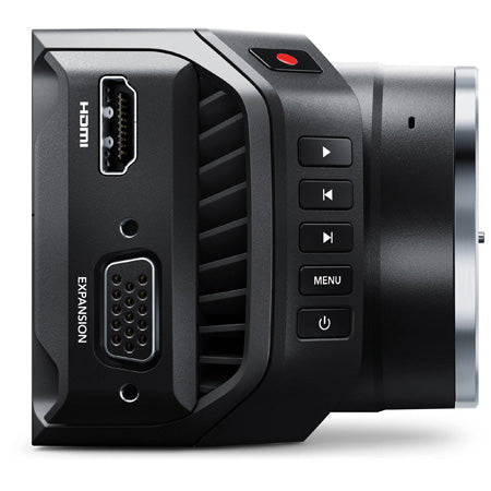 Blackmagic BMD-CINECAMMICHDMFT Micro Cinema Camera