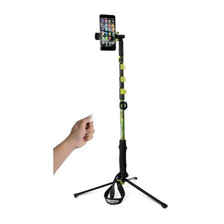 Giottos Memoire Mini 100 Professional Trekking Pole Selfie Stick and Mini Tripod