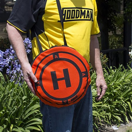 Hoodman HDLP3  Drone Launch Pad - 3 Foot Diameter