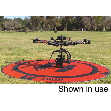 Hoodman HDLP8 Drone Launch Pad - 8 Foot Diameter