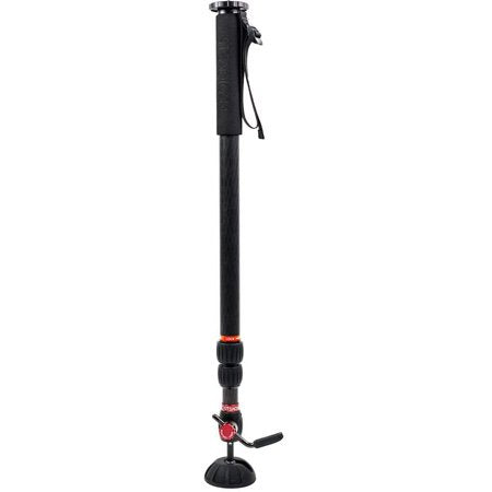 Tiffen/Steadicam AIR-25 Gas Lift Spring Activated Height Adjustable Monopod - Weight Capacity 25 lbs