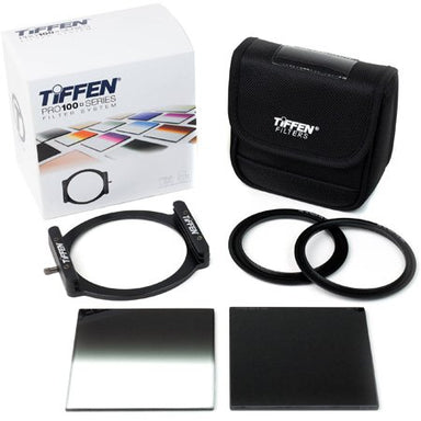 Tiffen PRO100NDSTRTKT Pro 100 ND Starter Kit with 44ND12 & 44CGN12S