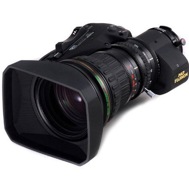 Fujinon ZA17X7.6BRM-M6H 7.6-130mm f1.8-2.3 ENG Lens with Servo Focus and Zoom and M6H