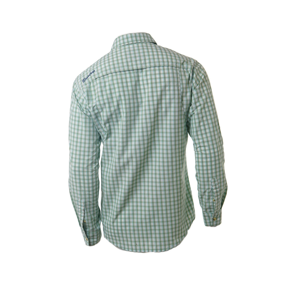 Hooksetter Shirt - Long Sleeve | Bull Trout Plaid