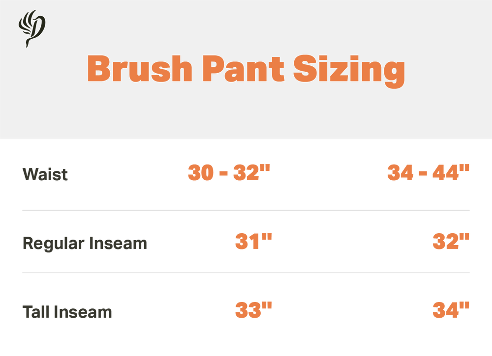 Brush Pant | Early Season Woodland