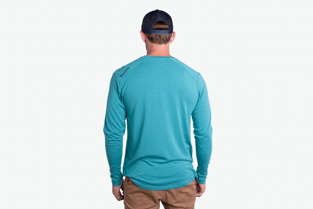 Original Bamboo Crew | Blue Water