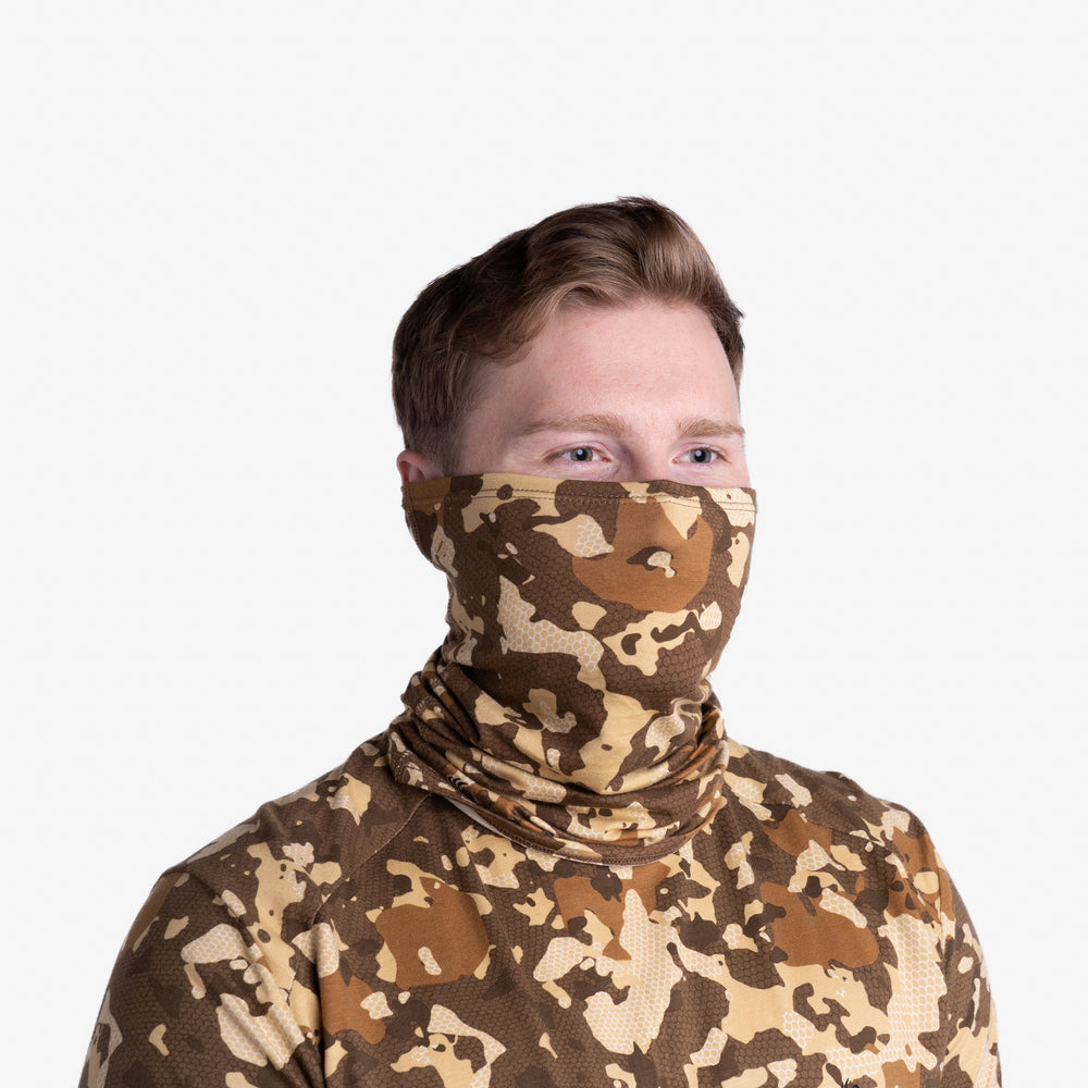 Original Bamboo Neck Gaiter | Late Season Wetland