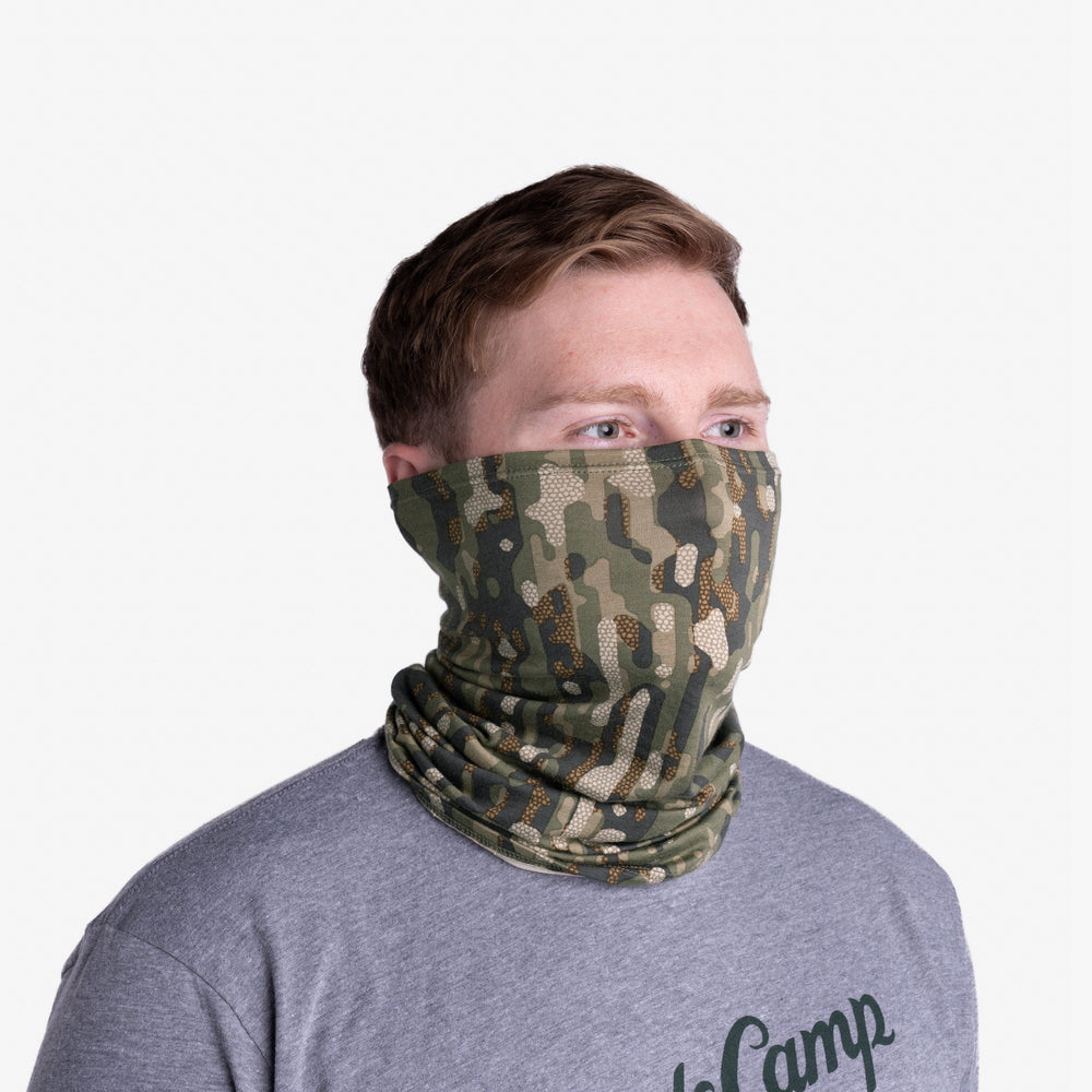 Original Bamboo Neck Gaiter | Woodland