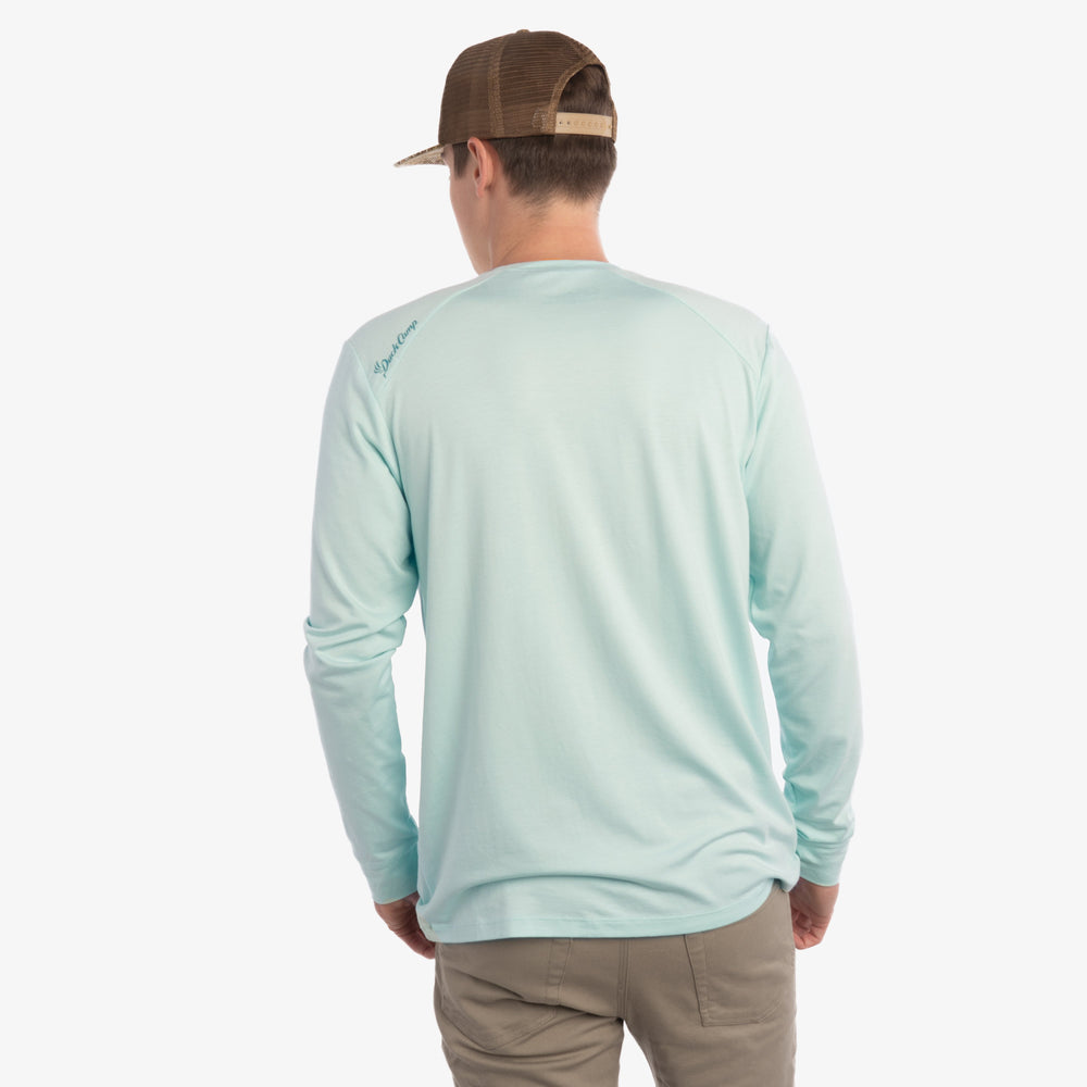 Original  Bamboo Crew | Bay Blue