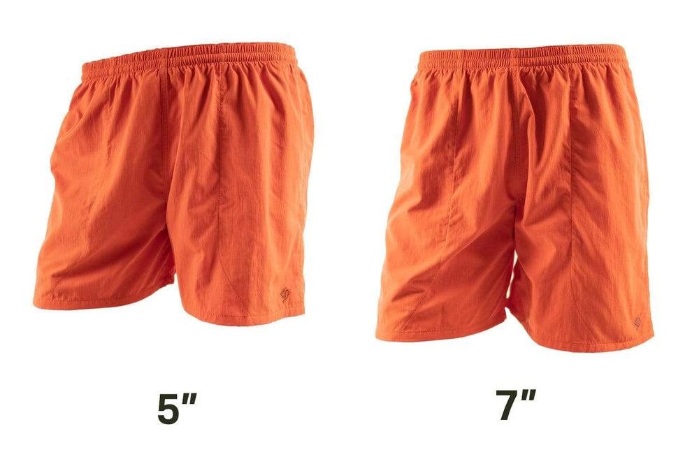 "Scout Shorts 7"" - Clay Pigeon"