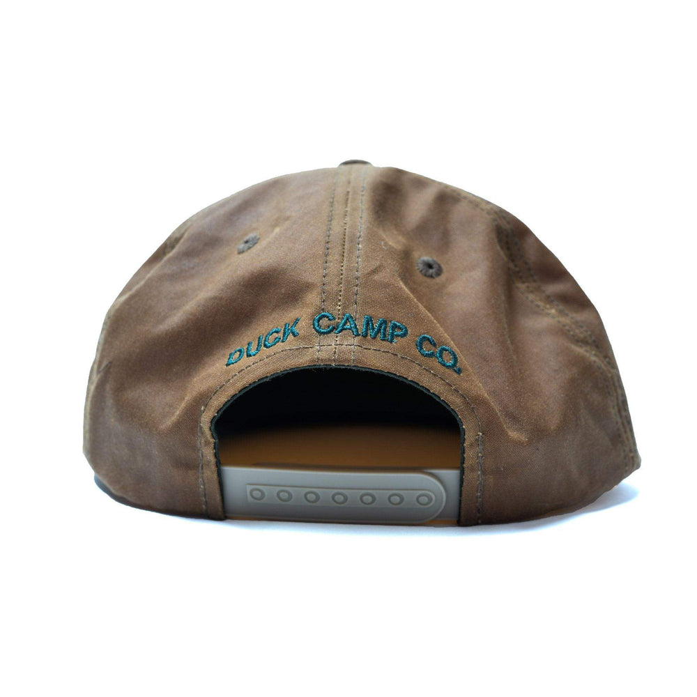 Duck Camp Waxed Cap