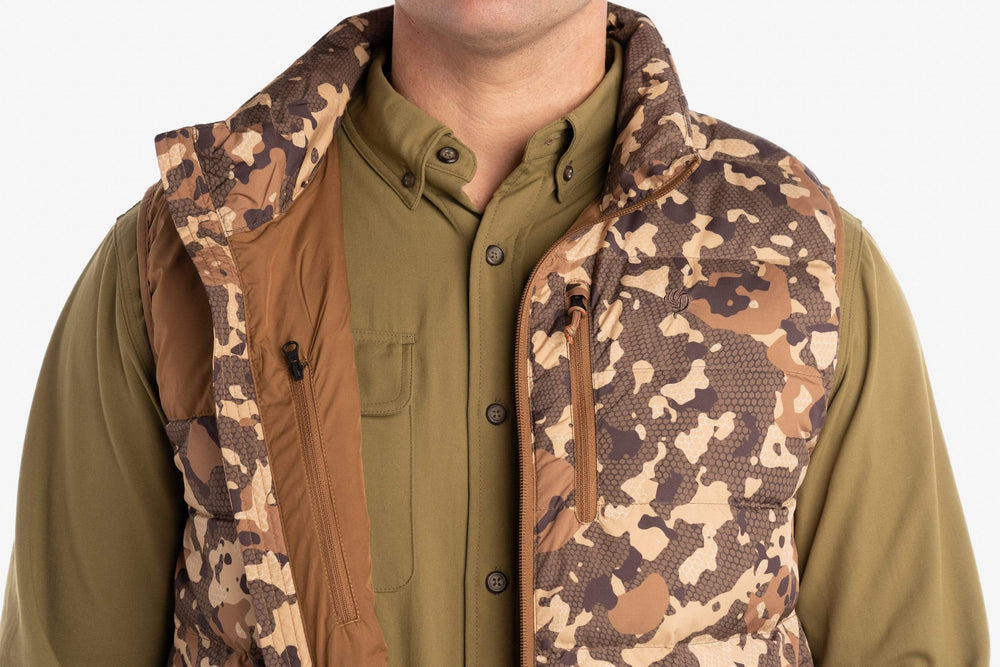 DryDown Vest - Late Season Wetland